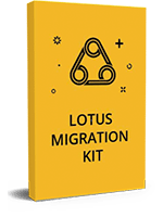 Lotus Notes Migration Tool Kit