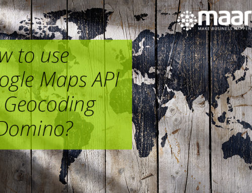 How to use Google Maps API‎ for Geocoding in Domino?