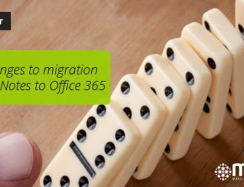 [Webinar] Top 10 challenges to migration from IBM Notes to Office 365