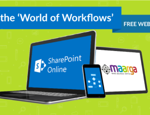 Master the world of workflows with Maarga – Webinar recording