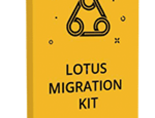 Lotus Notes Migration Tool Kit