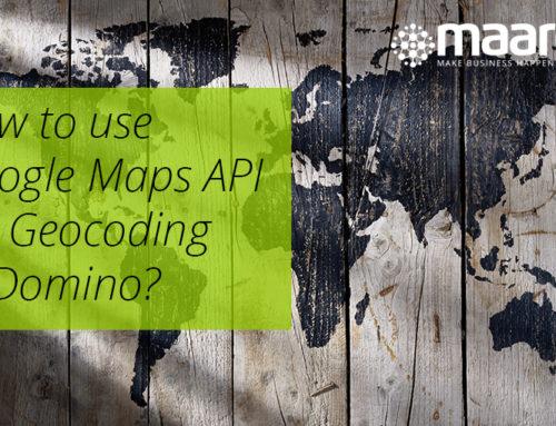 How to use Google Maps API for Geocoding in Domino?