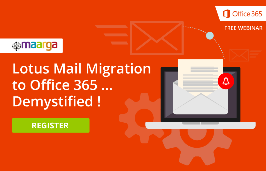 Lotus Notes to Office 365 migration