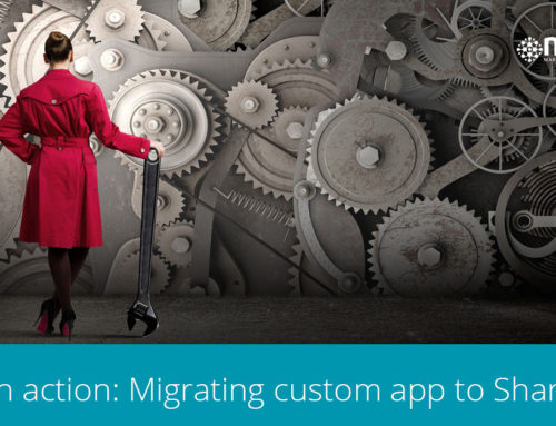 Your ticket to watch LIVE Notes app migration to SharePoint