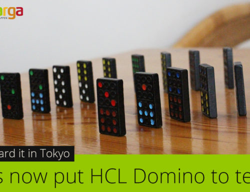 In a few hours: Taking HCL Notes/Domino v11 for a test ride
